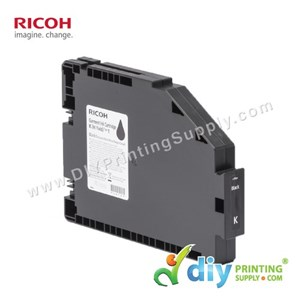 Ink Consumables (Black) (140ml/Cart) [For RICOH Ri 100 DTG]