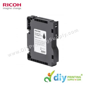 Ink Consumables (Black) (50Ml/Cart) [For RICOH Ri 100 DTG]