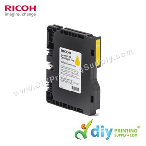 Ink Consumables (Yellow) (35ml/Cart) [For RICOH Ri 100 DTG] [EDP 257018]
