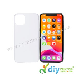 3D Apple Casing (iPhone 11) (Matte)