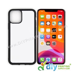 "Apple Casing (iPhone 11 Pro Max) (6.5"") (Plastic) (Black)"