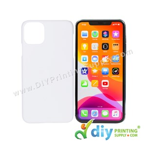 3D Apple Casing (iPhone 11 Pro Max) (Matte)