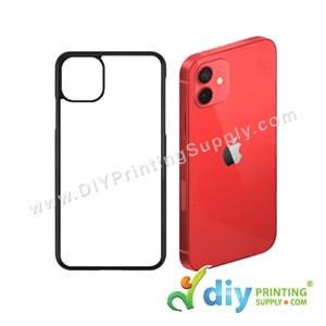 """Apple Casing (iPhone 12) (6.1"""") (Plastic) (Black)"""