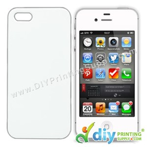 3D Apple Casing (iPhone 5/5S/SE) (Glossy)