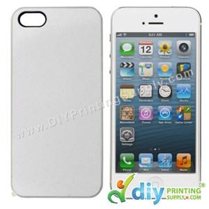 Apple Casing (iPhone 5/5S/SE) (Plastic) (White)*