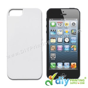 3D Apple Casing (iPhone 5C) (Matte)