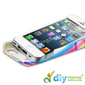 3D Apple Casing (iPhone 5C) (Glossy)