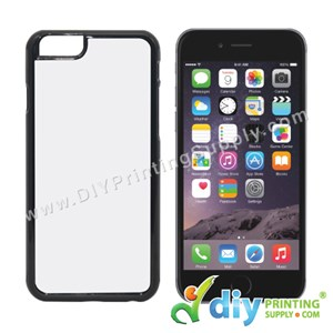 "Apple Casing (iPhone 6/6S) (4.7"") (Plastic) (Black)*"
