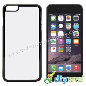 "Apple Casing (iPhone 6 Plus/6S Plus) (5.5"") (Plastic) (Black)*"