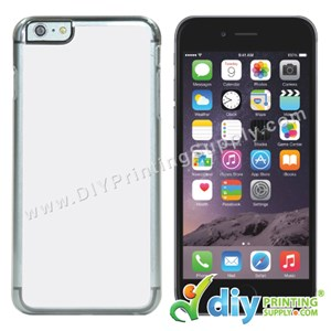 "Apple Casing (iPhone 6 Plus/6S Plus) (5.5"") (Plastic) (Transparent)"