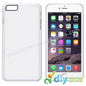 "Apple Casing (iPhone 6 Plus/6S Plus) (5.5"") (Plastic) (White)*"