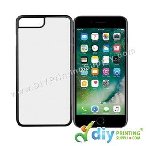 "Apple Casing (iPhone 7 & 8) (4.7"") (Plastic) (Black)"