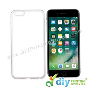 "Apple Casing (iPhone 7 & 8) (4.7"") (Plastic) (Transparent)"