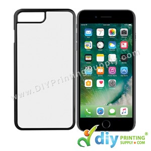 "Apple Casing (iPhone 7 & 8 Plus) (5.5"") (Plastic) (Black)"