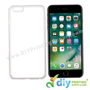 "Apple Casing (iPhone 7 & 8 Plus) (5.5"") (Plastic) (Transparent)"