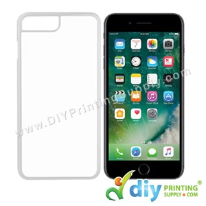 "Apple Casing (iPhone 7 & 8 Plus) (5.5"") (Plastic) (White)"