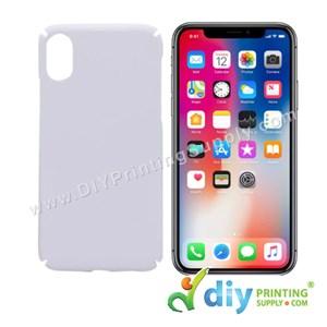3D Apple Casing (iPhone X & XS) (Matte)