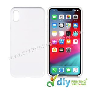 3D Apple Casing (iPhone XS Max) (Glossy)