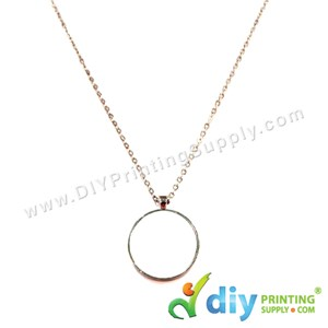 Jewellery Necklace (Round)
