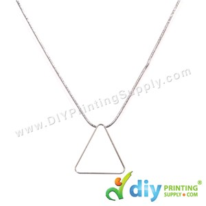 Jewellery Necklace (Triangle)