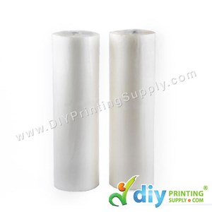 Hot Laminating Film (Glossy) (31cm X 200M) (28 Mic) [For 850 Sheets of A4 Size/Roll]