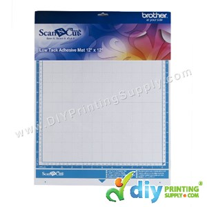 "Low Tack Adhesive Cutting Mat (12"" X 12"") (Brother Scanncut)"