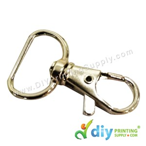 Lanyard Lobster Hook (Semi-D) (20mm)