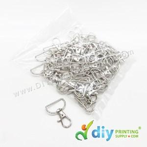 Lanyard Lobster Hook (Semi-D) (15mm)
