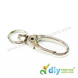 Lanyard Hook (Oval) (30mm)