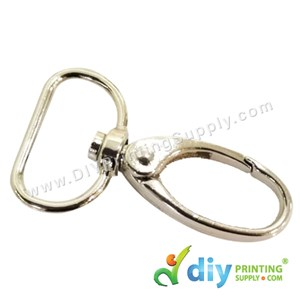 Lanyard Oval Hook (Semi-D) (20mm)