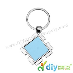 Metal Keychain (5) (Diamond)