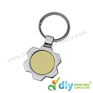 Metal Keychain (8) (Round)