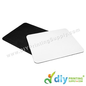 Mousepad (Fabric With Rubber Base) (Rectangle) (3mm) (22 X 18cm)