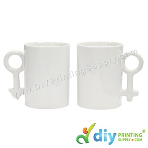 Couple Mugs (Forever Love) (10oz) With White Box
