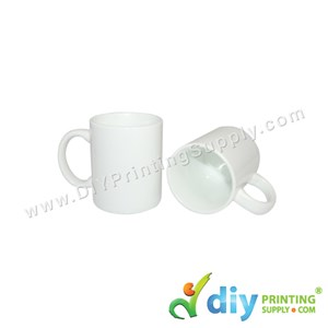 White Mug (6Oz) With White Box