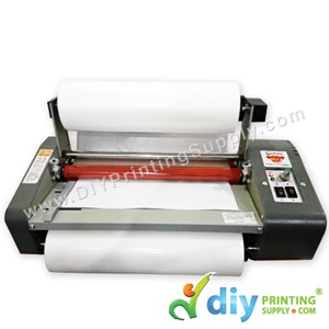 Roll-To-Roll Laminator Machine (Hot & Cold) [A3]