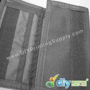 Nylon Wallet (Grey)