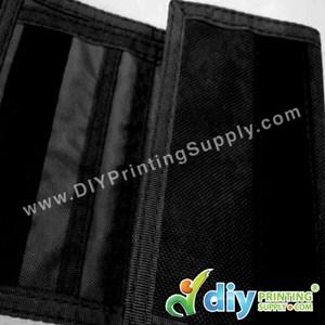 Nylon Wallet (Black)