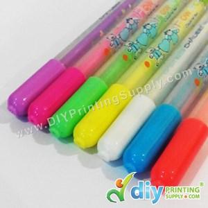 Sparkling Pen for Photo Album (7 Colours/Pkt)