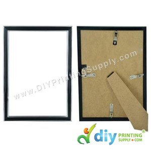 Photo Frame [Black] (With Stand & Hanger) (A3) (42 X 30cm)