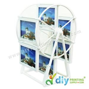 Photo Frame (Ferris Wheel) (White)