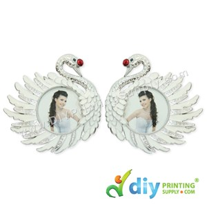 Photo Frame (Europe) (Swan) (1 Pair)
