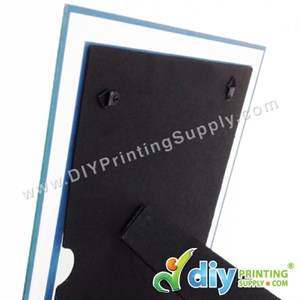 Photo Frame [Glass] (With Stand) (A4) (30 X 21cm)