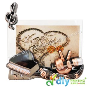 Photo Frame (Theme) [Music] (A6) (15 X 10cm)