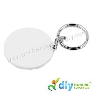 Polymer Keychain (Round) (47mm)