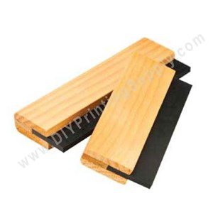 Rubber Squeegee (For Pretreatment)