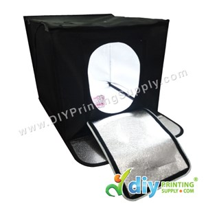 Mini Photo Studio Lightbox (40 X 40 X 40cm)