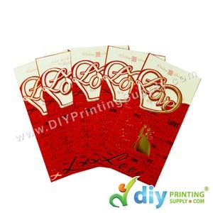 Greeting Card (Couple Love) (10 Pcs/Pkt)