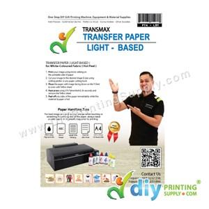 Transfer Paper (Light-Based) (A4) (Transmax) (10 Sheets/Pkt)