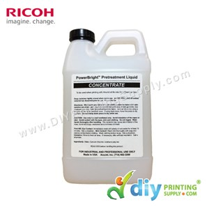 Powerbright Pre-Treatment Solution (1 Gallon / 3.8 Litre) for Dark Garment [EDP 342114]